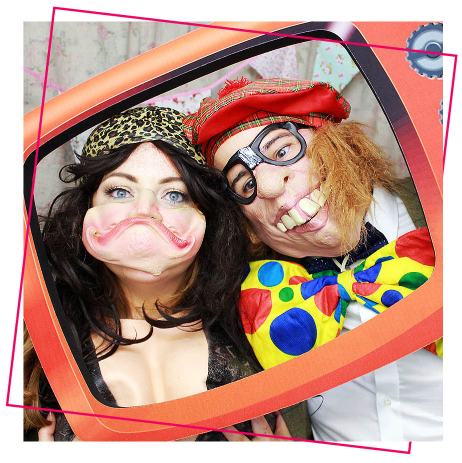 Shabby Chic Framed Slide Show Pic 2